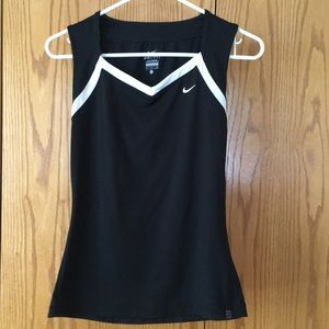 Ladies Nike workout top.